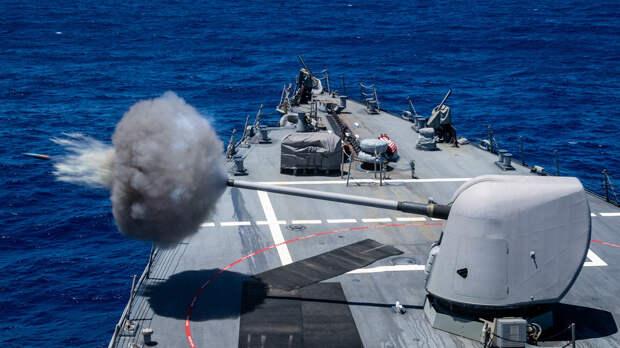 National Interest раскрыл «козырь» России в условном черноморском конфликте с США