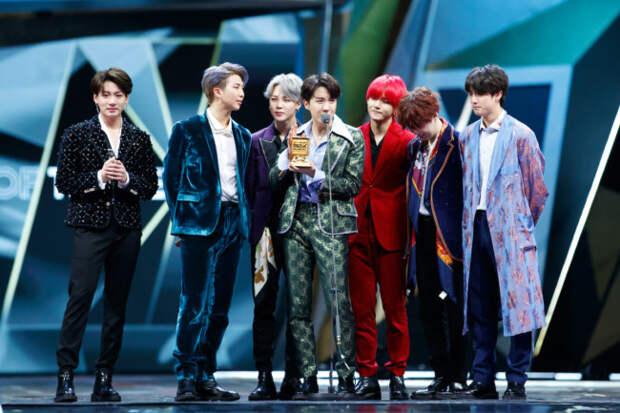 «Макдональдс» представляет любимые блюда от южнокорейской группы BTS
