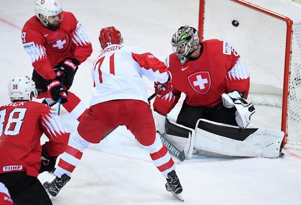 За что боролись? Россия - Канада уже в четвертьфинале.