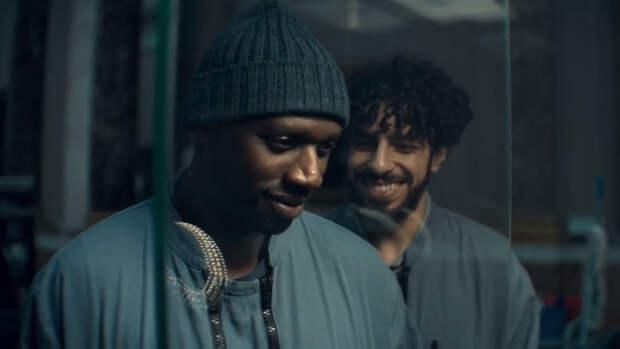 Netflix показал трейлер второго сезона «Люпена» с Омаром Си
