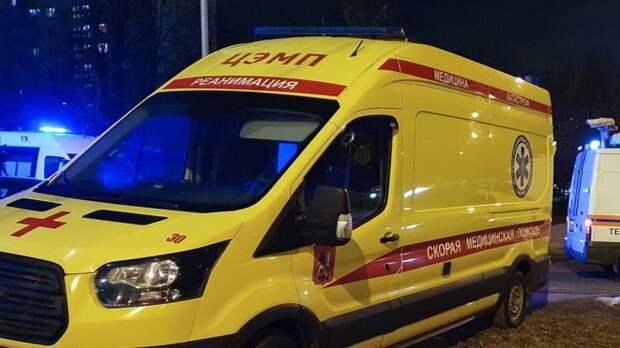 Десять человек пострадали в ДТП с участием микроавтобуса под Красноярском