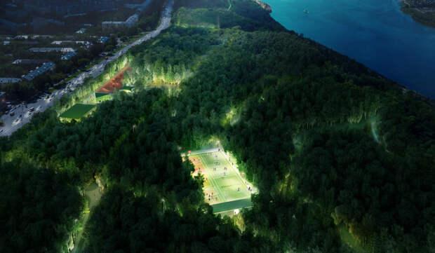 Отапливаемые туалеты появятся в нижегородском парке «Швейцария»