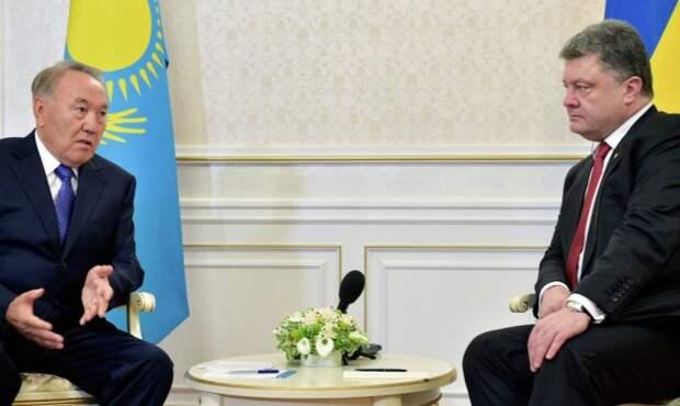 Украина готова принять гуманитарную помощь от Казахстана