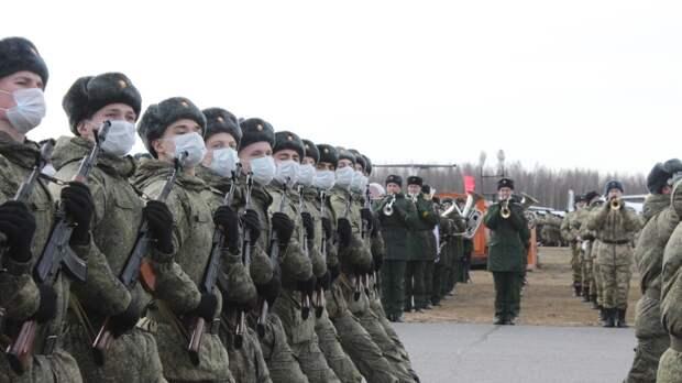 Парад Победы в Москве пройдет без участия военнослужащих из Казахстана