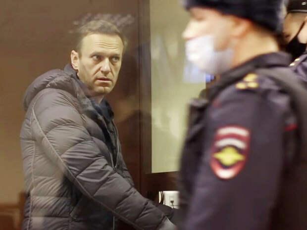 В Amnesty International снова признали Навального узником совести
