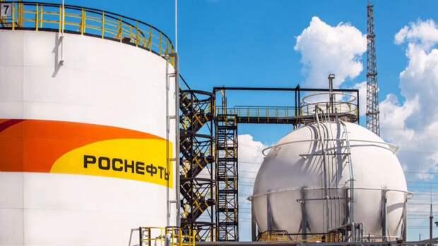 «Роснефть» обошла «Газпром» попродажам газа набирже вапреле 2020