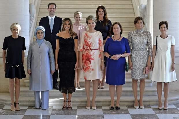 Встреча первых леди