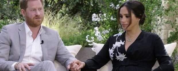 Принц Гарри впервые прокомментировал желание Меган Маркл покончить с собой