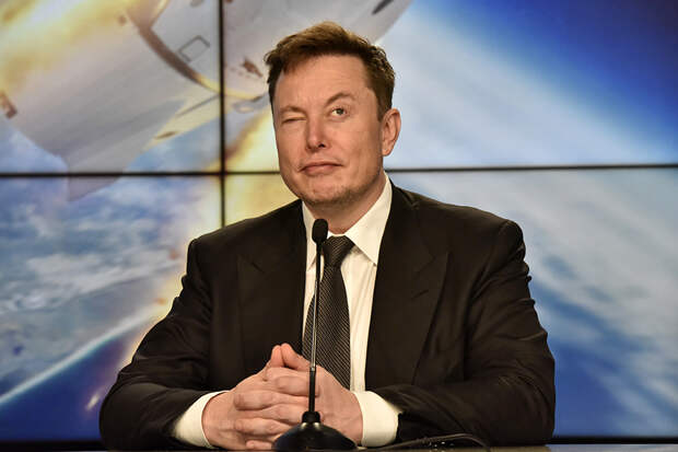 Илон Маск высмеял панику из-за коронавируса