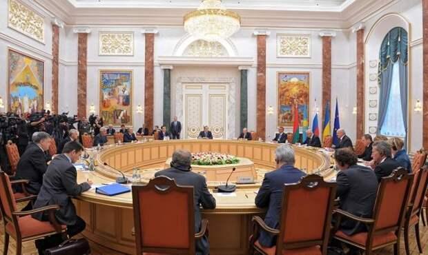На Контактной группе констатировали тупик по вопросам политического урегулирования