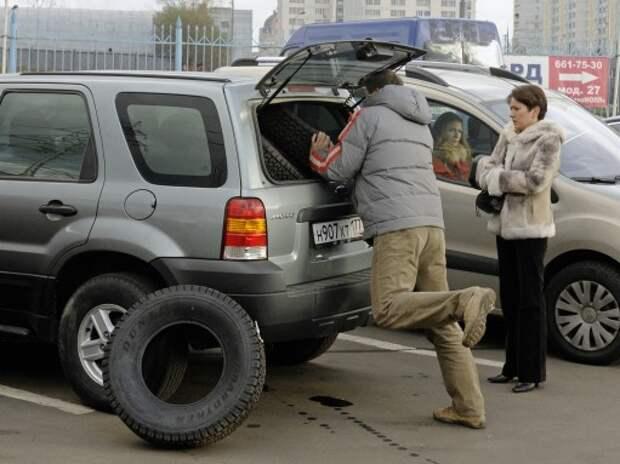 Водителей просят воздержаться от поездок в Москве из-за ухудшения погоды