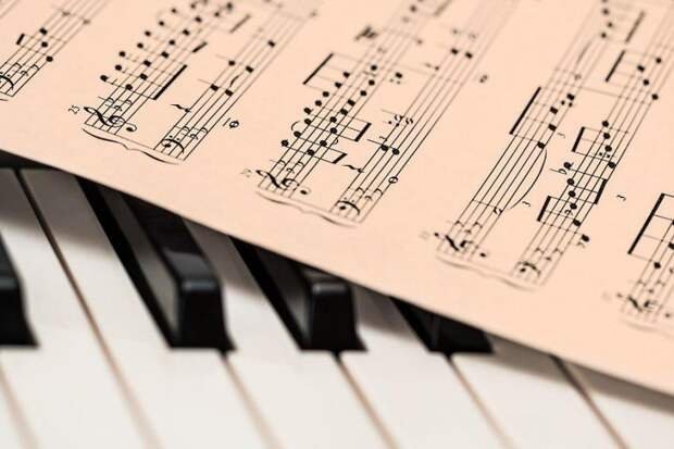 Музыка/ Фото pixabay.com