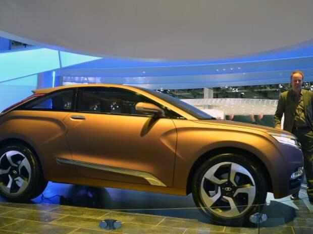 Кроссовер Lada XRAY будет создан на платформе Renault