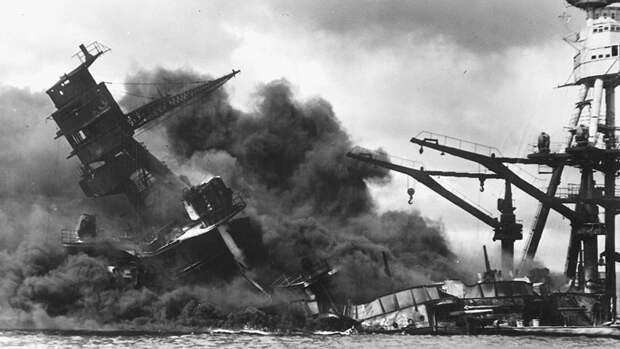 75 лет назад Япония совершила нападение на Перл-Харбор