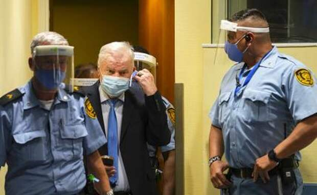 Пожизненный приговор генералу Младичу — это исторический позор сербской власти!