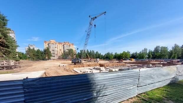 Застройщикам в России компенсируют расходы на дорогие стройматериалы