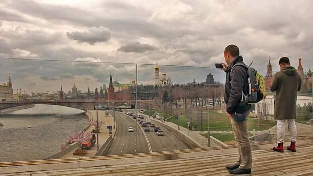 Москва вошла в пятерку лучших мегаполисов мира