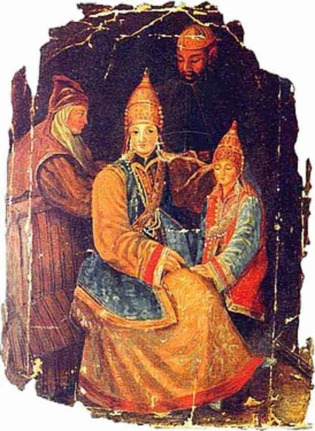 Легенды Казанской башни Сююмбике