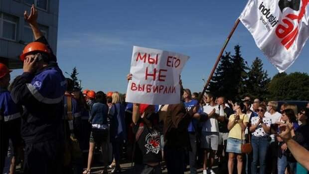 Белоруссия проходит развилку, которую уже успешно прошла Россия