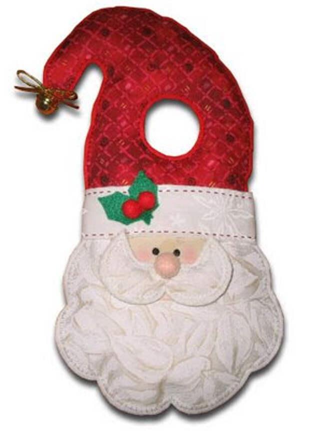 Выкройки Деда Мороза