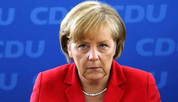 Крепкое плечо для канцлера Германии
