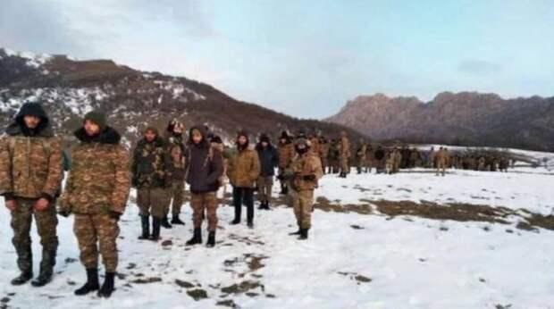 Армия обороны Карабаха потеряла связь с несколькими наблюдательными постами