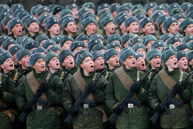 Focus: Москва противопоставит Западу гигантский «иностранный легион»