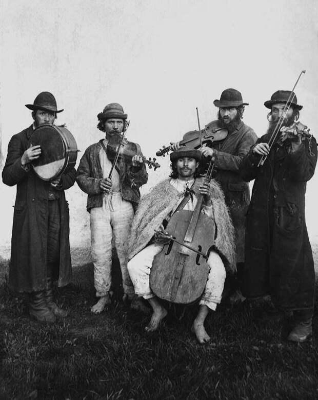 Украинско-еврейская капелла  история, люди, фото