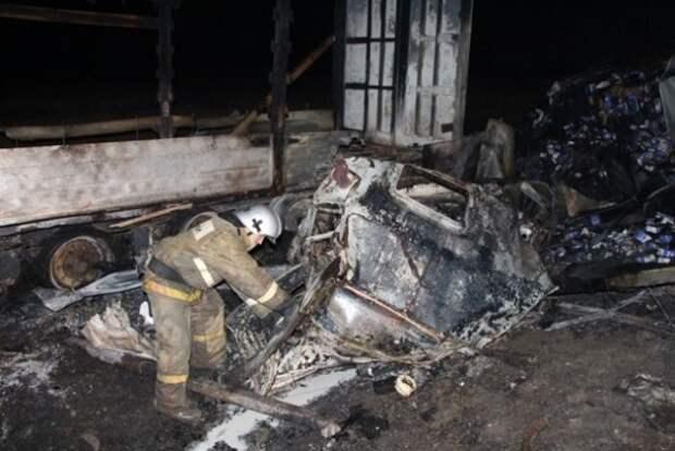Ночью в Крыму случилась массовая авария с гибелью детей