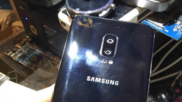 Двойная камера станет главной «фишкой» Samsung Galaxy S9 и Galaxy S9+
