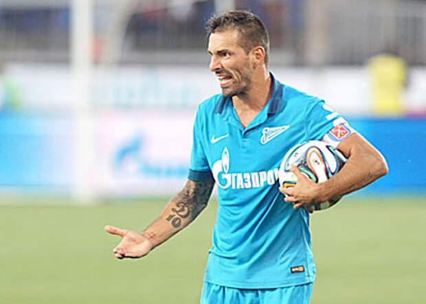 Мигель Данни считает, что у Дзюбы всё будет порядке, а «Зенит» может выйти в плей-офф ЛЧ-2021/22