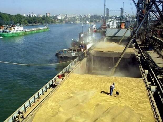 Из Мариуполя экстренно вывозят стратегические запасы зерна