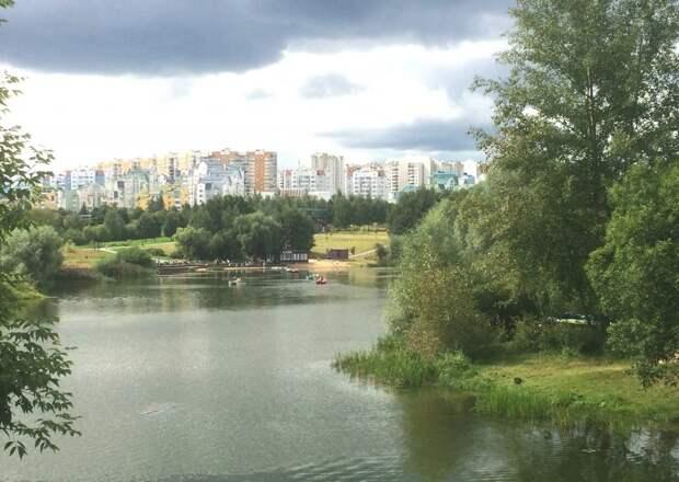 Фото дня: Пенягинский пруд в летний день