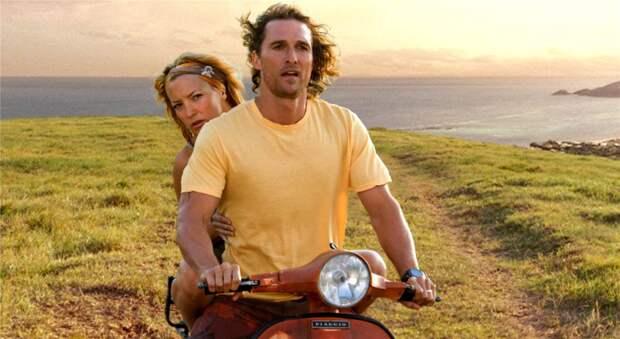 10 фильмов, которые помогут пережить пасмурные дни