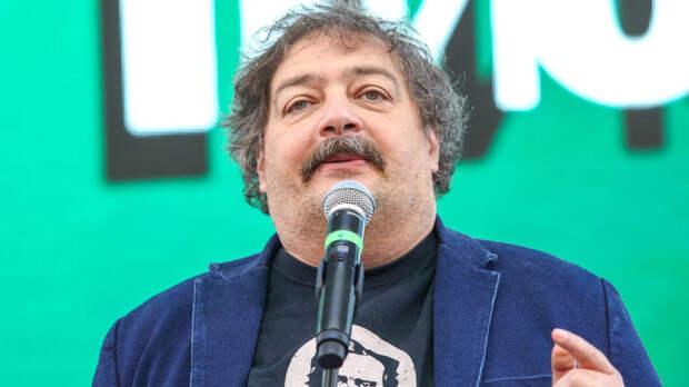 Почему писатель Дмитрий Быков никогда не приедет в Донбасс. Голос Мордора