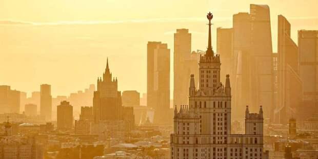 Собянин рассказал, как и почему вводятся меры по COVID-19. Фото М. Денисова. Mos.ru