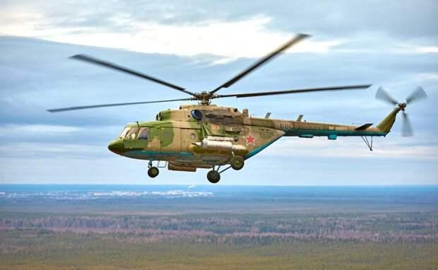 Украинцы готовились сбить российский вертолет, залетевший на 50 метров вглубь границы