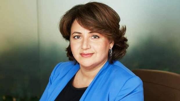 Гендиректор НМГ Баланова вошла в состав комитета Президентского фонда культурных инициатив