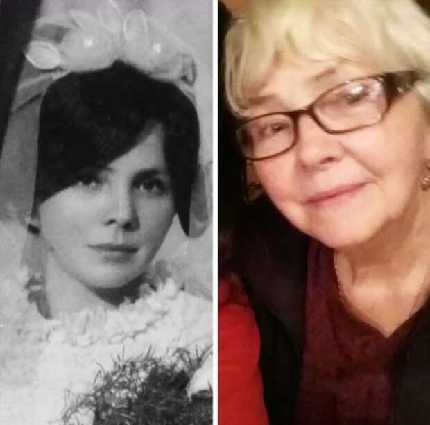20+ доказательств того, что наши бабушки и дедушки были чудо как хороши собой в молодости