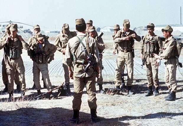 Каких советских военных больше всего боялись «душманы»