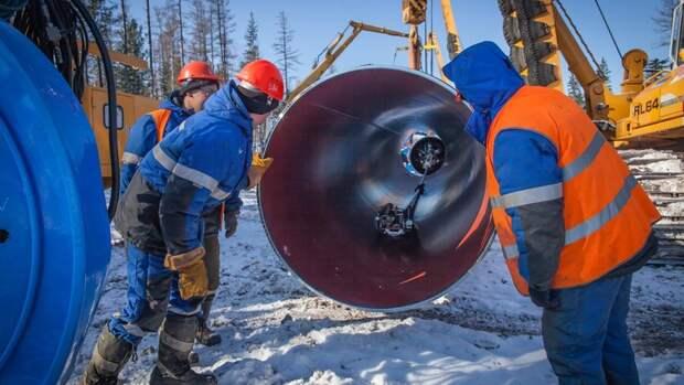 Казахстан ложится под «Силу Сибири-2»