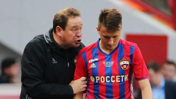 Головин: «После перехода в ЦСКА думал: «Нафиг мне это надо все?» Остался и понял, что было бы ошибкой уехать»