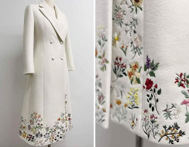 Люди делятся самыми красивыми и оригинальными вышивками, которые они сделали сами