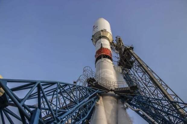 Запуск ракеты «Союз» с британскими спутниками OneWeb перенесён