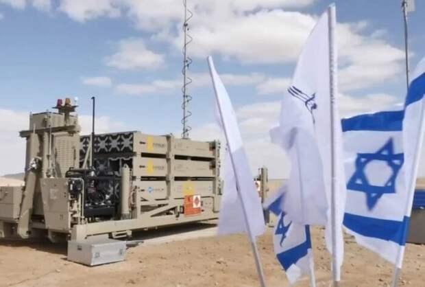 Созданный в Израиле боевой лазер не сбил ни одной выпущенной изГазы ракеты