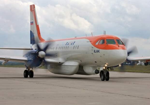 ОАК начал сборку первого серийного Ил-114-300