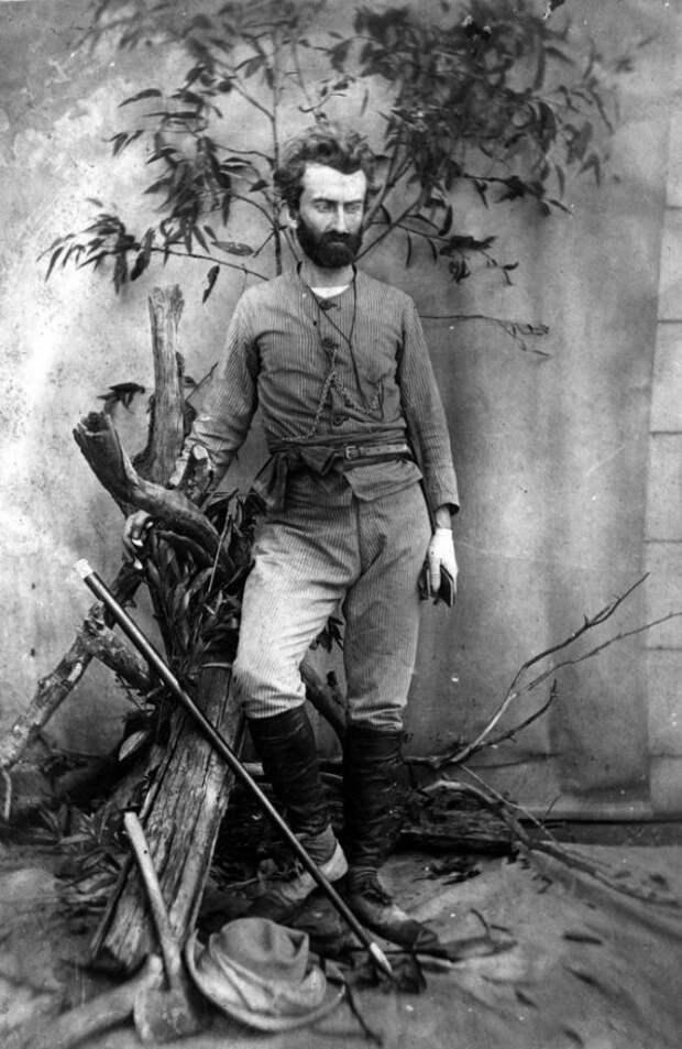 Географ, зоолог, антрополог, этнограф. Николай Николаевич Миклухо-Маклай