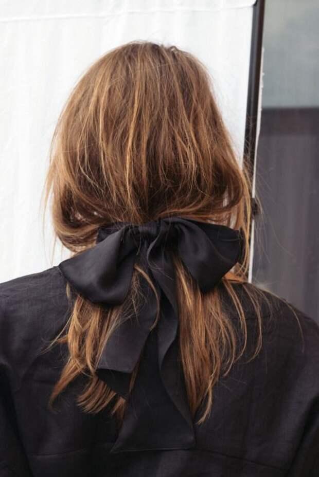 15 способов носить низкий хвост