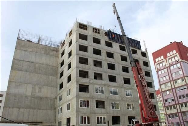 Доступное жилье в Севастополе построят из банковских кредитов