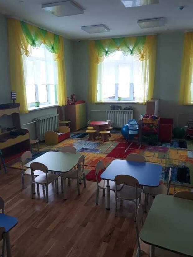 В регионах России настоящий бум строительства детских садов